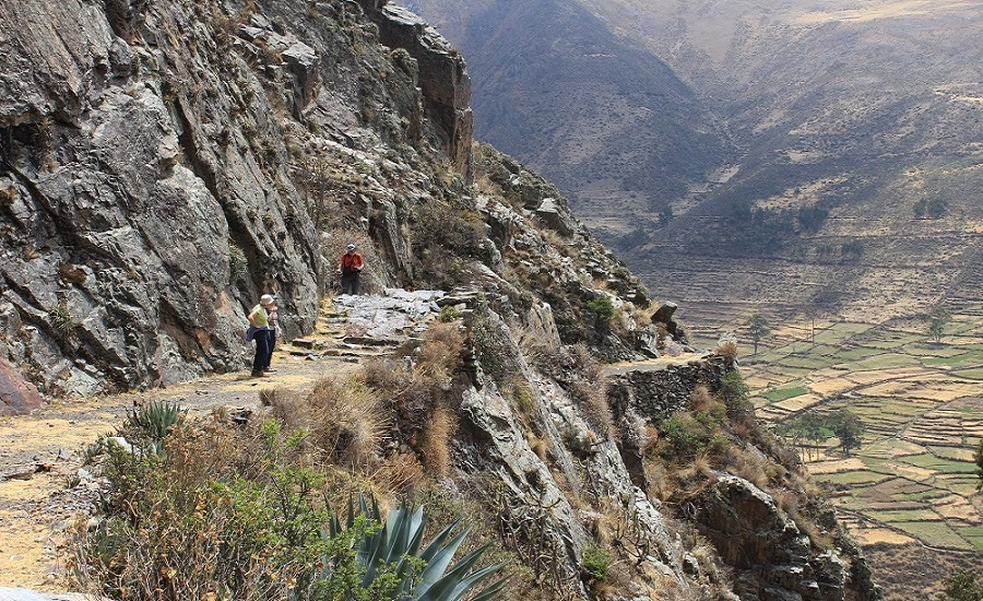 Ruta Ancestral Carania