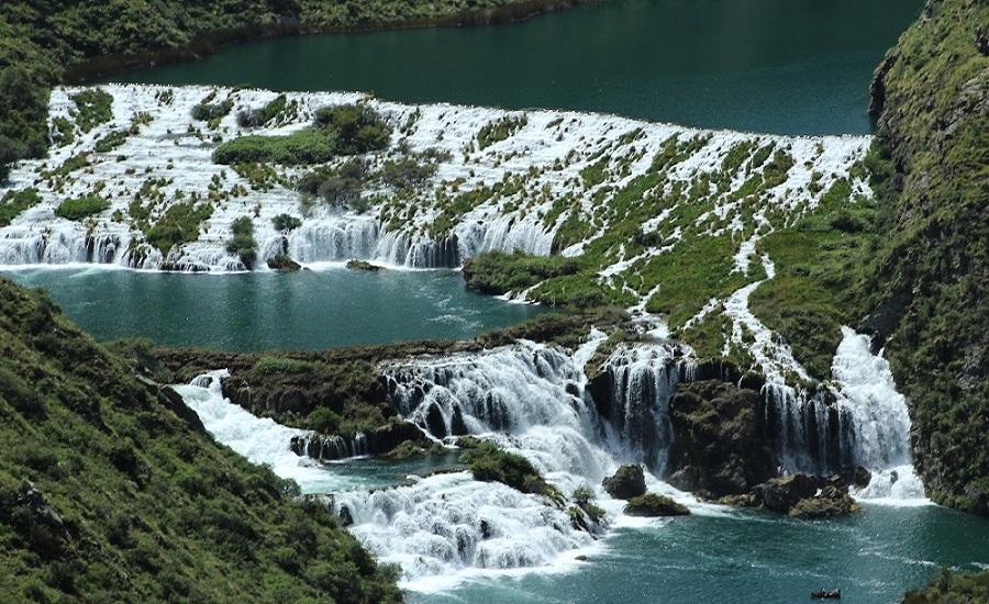 Catarata Rosas Huancaya